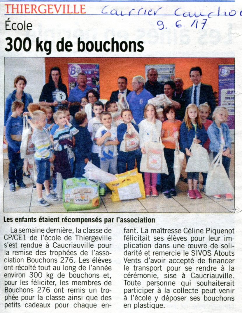 Courrier Cauchois 09062017 2