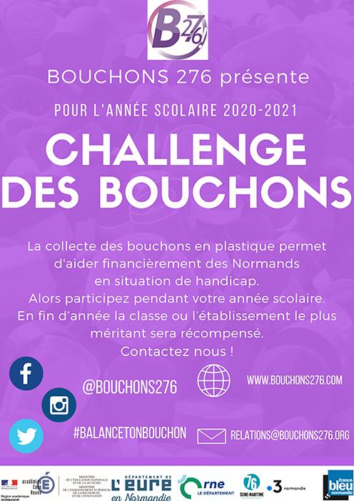Challenge Bouchons276 2021